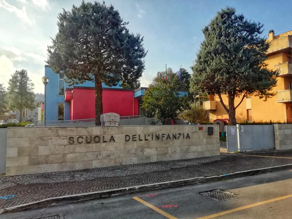 I giochi per l'asilo di Maltignano