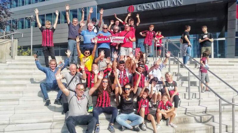 L'Arquata Calcio sbarca a San Siro