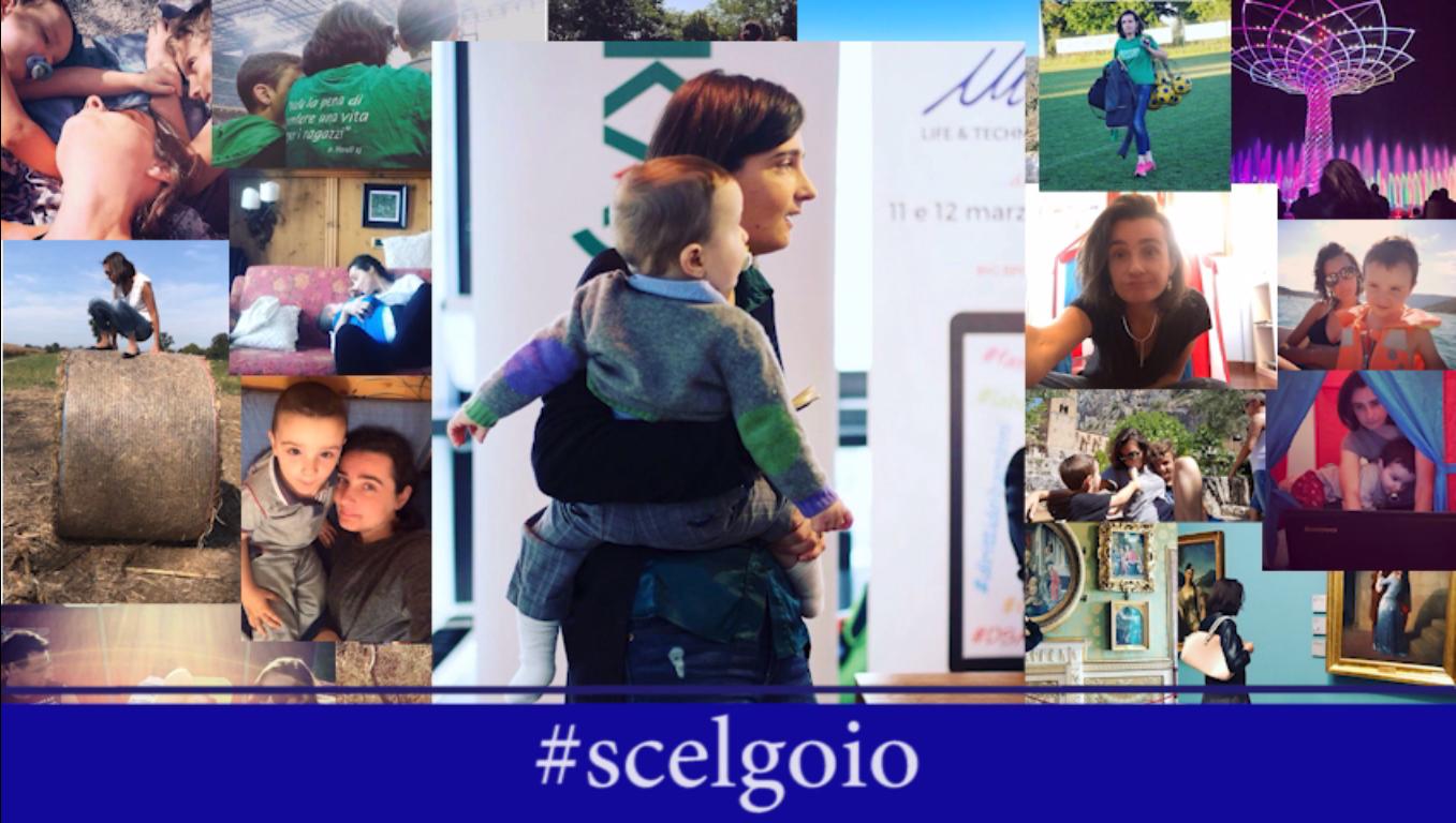 #SCELGOIO : Aiutaci a rendere l'Italia un paese a misura di famiglia