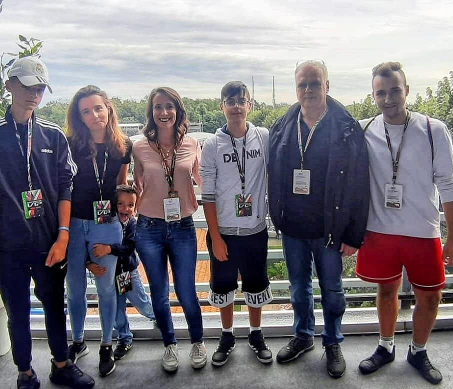 GP di Monza: un gran bel gioco di squadra