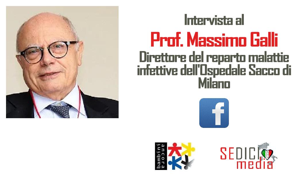 L'opinione dell'esperto: Intervista al Prof. Massimo Galli