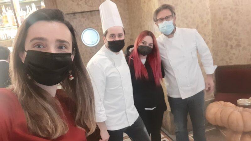"FOOD4RESTART: NASCE LA TORTA ""AmaMI"""